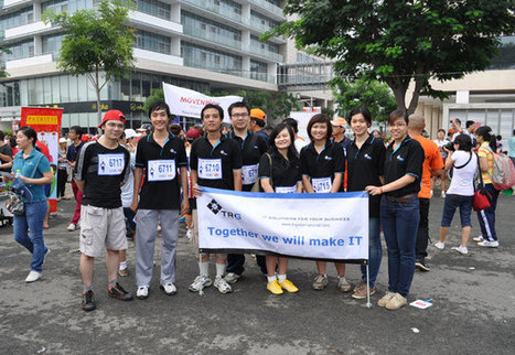 TRG International joined BBGV's 12th annual Fun Run for charity | TRG International | Scoop.it