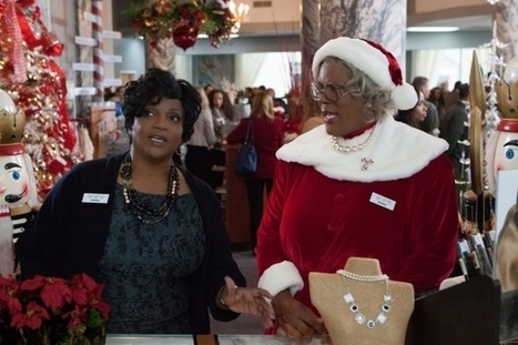 """FIRST PIC From """"Tyler Perry's A Madea Christmas"""" + Kali Hawk And Lance Gross STAR In Ava DuVernay's SHORT FILM """"Say Yes"""" 