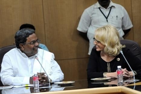 Siddaramaiah says Hero MotoCorp tempted to Andhra Pradesh | Bangalore Wishesh | Scoop.it