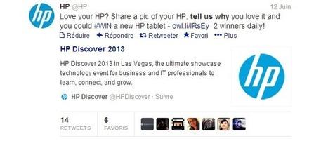Twitter : Quels calls-to-action améliorent votre taux d'engagement ? - | Digital & Mobile Marketing Toolkit | Scoop.it