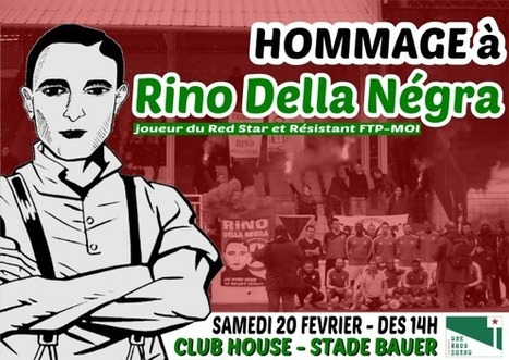 Hommage à Rino Della Negra - Samedi 20 Février | CGMA Généalogie | Scoop.it