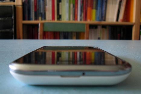 Emprunter un livre avec son smartphone | Bienvenue dans l'ère du numérique ! | Scoop.it