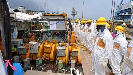 Japan to issue gravest warning since quake on Fukushima nuclear plant leaks | earthquakes | Scoop.it