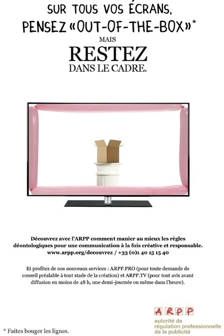 La Place des Règles déontologiques dans la Publicité | Be Marketing 3.0 | Scoop.it