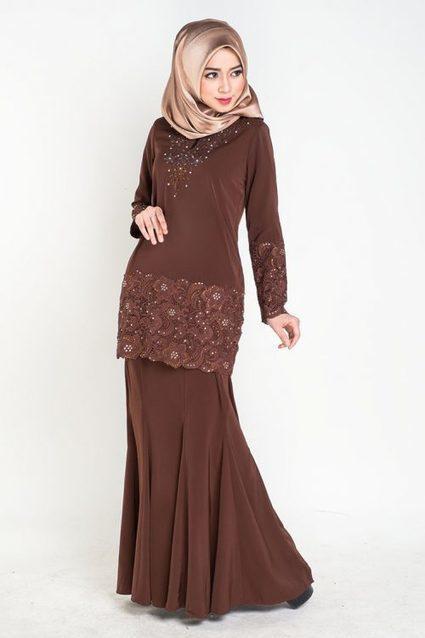 Baju Kurung Moden Qalisya - LovelySuri | Kuala Lumpur Tourism Related Info & News | Scoop.it
