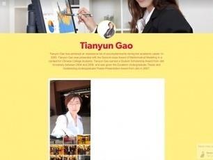 Tianyun Gao, New York City, NY, USA - Gravatar Profile | Let  Me Show Them | Scoop.it
