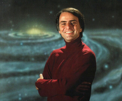 Carl Sagan on Mastering the Vital Balance of Skepticism & Openness | Gavagai | Scoop.it