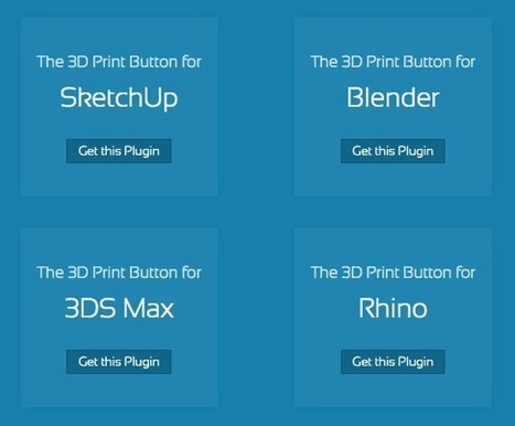 3D Button Hopes You'll Press It | 3D Printing in Manufacturing Today | Scoop.it