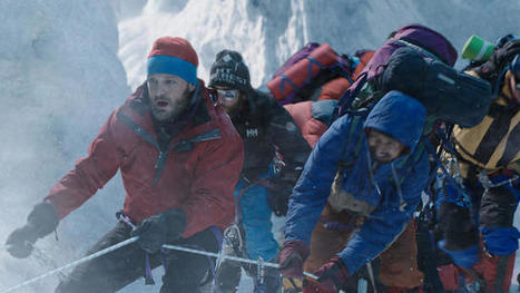 This Is What It's Like To Shoot a Major Hollywood Movie On Mount Everest | Transmedia: Storytelling for the Digital Age | Scoop.it
