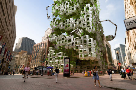 Eco-pods by Howeler + Yoon Architectureand Squared Design Lab - Dezeen   Aspects 2 & 3   Scoop.it