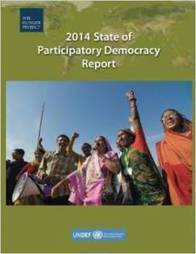 Announcing the 2014 State of Participatory Democracy Report   2030 Agenda for Sustainable Development   Scoop.it