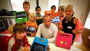Kinderen willen meer tablets in klas | Master Onderwijskunde Leren & Innoveren | Scoop.it