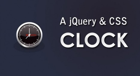 50+ jQuery Countdown Timer Scripts & Tutorials | Resources | Scoop.it