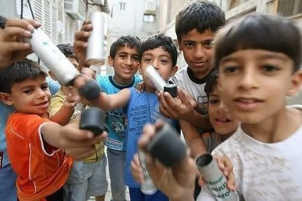 Bahrain: Campaign stops tear gas statement | Human Rights and the Will to be free | Scoop.it