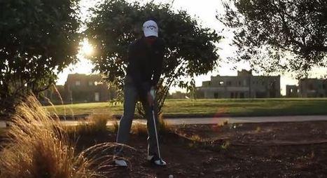 Les exos PlayingGolf : apprenez à sortir de situations difficiles... | Golf tips | Scoop.it