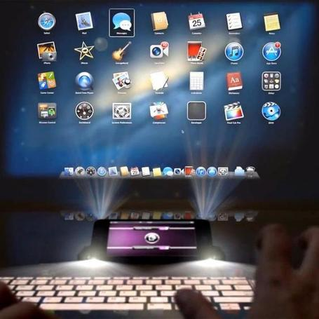 iPhone 6 Concept Includes a Projected Keyboard | Digital-News on Scoop.it today | Scoop.it