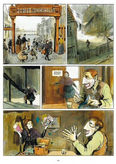 Une belle adaptation BD d'Au revoir là-haut, le roman de Pierre Lemaitre | L'enquête 14-18 | Scoop.it