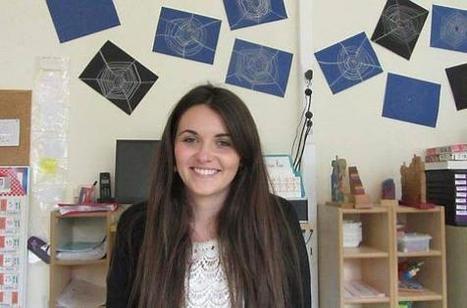 Nolwenn conforte sa vocation d'enseignante en classe | Enseignement, formation, conseil, recherche | Scoop.it