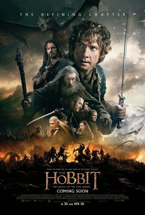 The Hobbit: The Battle of the Five Armies (2014) | Watch Free Online | online movies | Scoop.it