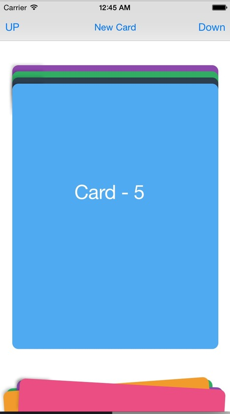 TisprCardStack | iOS & macOS development | Scoop.it