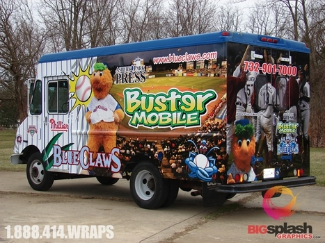 Incredible Vehicle Advertising and Marketing Wraps in NJ | Things that interest me | Scoop.it