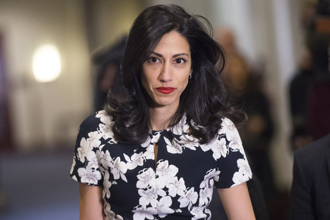 Huma Abedin worked at a radical Muslim journal for a dozen years | Xposing Government Corruption in all it's forms | Scoop.it