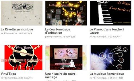 Les présentations de la Médiathèque de Cosne sur Loire sur Prezi : Révolte en musique, Vinyl'Expo, Piano, Musique romantique, ... | Musique en bibliothèque | Scoop.it