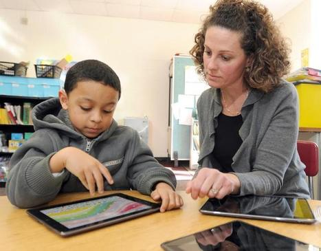 East Haven schools invest in reading technology | iPad & Literacy | Scoop.it