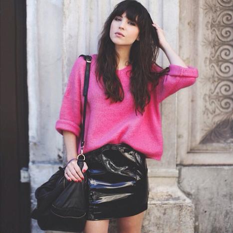 Comment porter un pull rose vif ? Inspiration look Le Blog de Betty | Taaora - Blog Mode, Tendances, Looks | Ma mode femme | Scoop.it