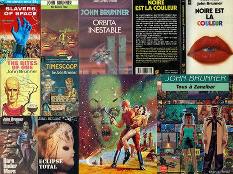 Marcianos Como No Cinema: Galeria de Capas John Brunner | Ficção científica literária | Scoop.it