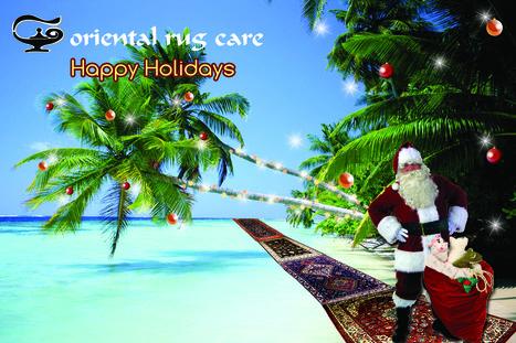 Oriental Present Holidays Special...   Oriental Rug Care   Scoop.it