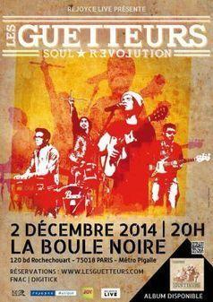 Reggaefrance.com / Agenda concerts reggae : Les Guetteurs - Paris | Les Guetteurs | Scoop.it
