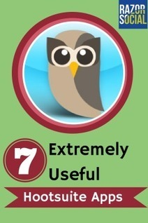 Hootsuite Apps: 5 Extremely useful apps for Hootsuite | Public Relations & Social Media Insight | Scoop.it