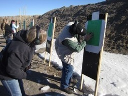 Local women take proactive stance for personal safey; Gun safety class attracts more females   Safety   Scoop.it