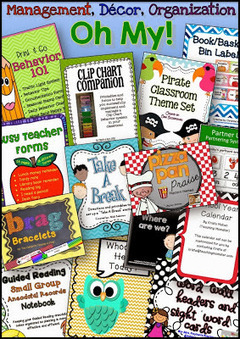 Conversations in Literacy: Classroom Management & Organization ... | International Literacy Management | Scoop.it