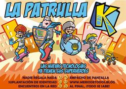 Patrulla K cómic   KIDDIA   TIC&TAC   Scoop.it