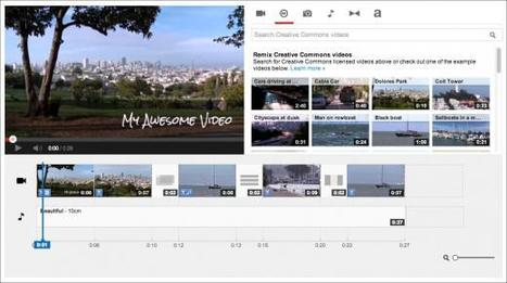 How to Use the Free YouTube Video Editor | Studying Teaching and Learning | Scoop.it