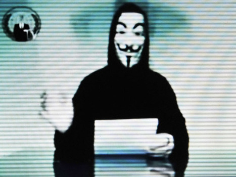 Fugitive hacker tells why Anonymous 'might well be the most powerful organization on Earth' | techtonic | Scoop.it