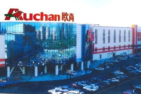 Auchan mise sur le vin en Chine au travers des marketplaces. | Vos Clés de la Cave | Scoop.it