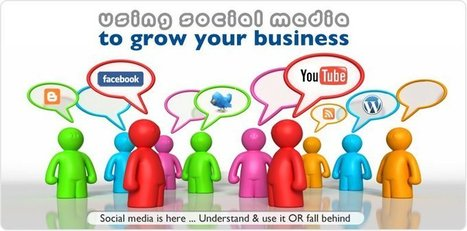How to Use Social Media to Promote Your Business | Offshore IT Services | Scoop.it