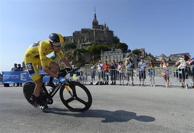 Tour de France. Revivez l'unique étape en Normandie | La revue de presse de Normandie-actu | Scoop.it