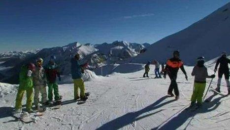 Stations de ski : la saison démarre, malgré le manque de neige - Francetv info | Pratique Glisse | Scoop.it