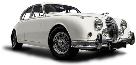 Charles Russell Classic Cars   Home of the Supercharged MK2 Jaguar   Jaguar Mk2 - Space, Grace, and Pace!   Scoop.it