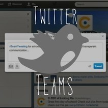 How (And Why) To Try Twitter Teams In School - Edudemic | Into the Driver's Seat | Scoop.it