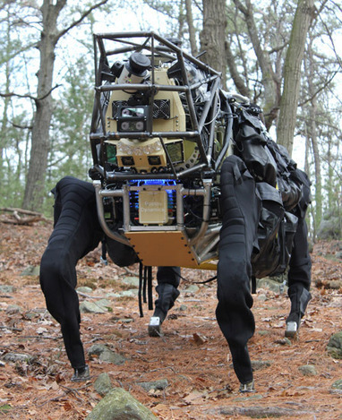 LS3 AlphaDog Robot Begins Outdoor Assessment (Video) - IEEE Spectrum | Robotics Frontiers | Scoop.it