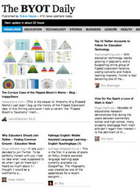 Web 2.0 Resources for BYOT Programs | iPad Education for Learning | Scoop.it