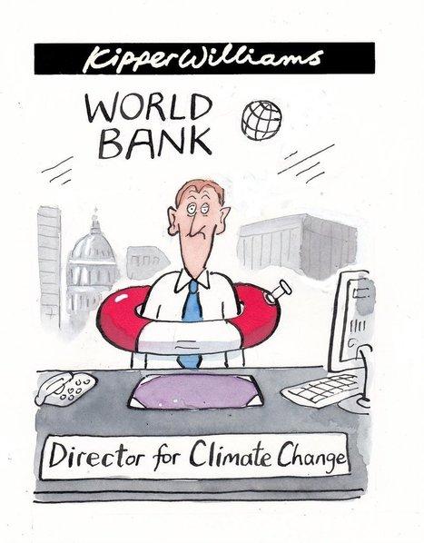 Kipper Williams on the World Bank's climate change warning | International Economics: Pre-U Economics | Scoop.it