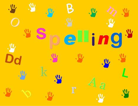 Improving our Child's Spelling Skills – Part 1 | My Daily Pages | Scoop.it