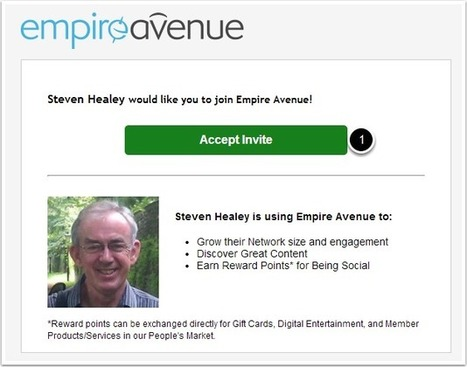 Empire Avenue Beginners Guide | Steven J Healey | Social Media Sanctuary | Scoop.it