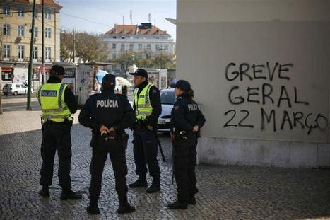 Au Portugal, la contestation anti-austérité gagne les forces de l'ordre | Autres Vérités | Scoop.it